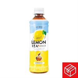 美果檸檬紅茶430毫升x24(1箱)