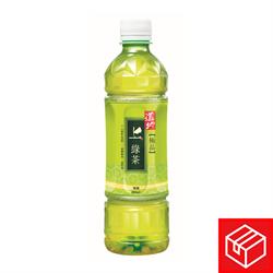 道地極品上綠茶樽裝500毫升x24(1箱)